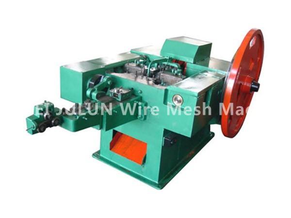 China U-staple Nail Making Machine| nail machines | Automatic nail ...